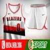 CPS ☎ 0913758765 CAM KẾT CHẤT LƯỢNG VƯỢT TRỘI khi đặt Bộ quần áo bóng rổ Mariel tại CPS với chi phí PHÙ HỢP
