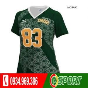 Bộ quần áo bóng chuyền may theo yêu cầu